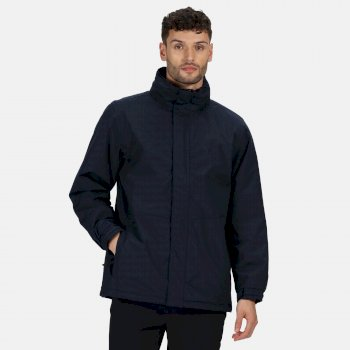 Men's Beauford Waterproof Insulated Jacket Navy