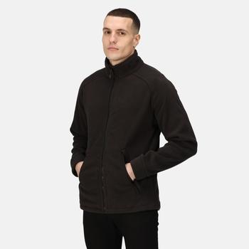 Men's Sigma Heavyweight Full Zip Fleece Black