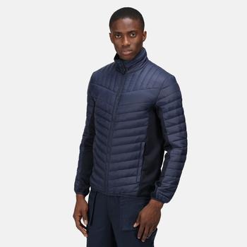 Men's Tourer Hybrid Jacket Navy