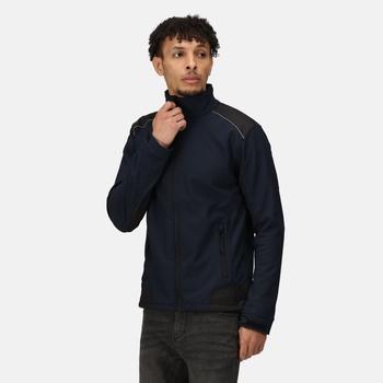 Men's Sandstorm Softshell Jacket Navy