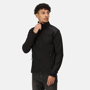 Men's Sandstorm Softshell Jacket Black