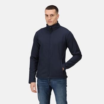 Men's Reid Softshell Jacket Navy