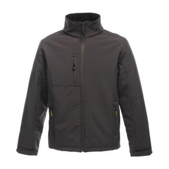 Groundfort II Premium Softshell Iron Black