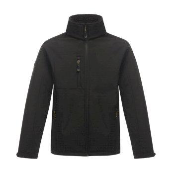 Groundfort II Premium Softshell Black