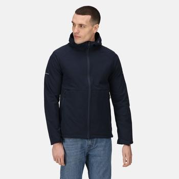 Men's X-Pro Prolite Stretch Softshell Jacket Navy