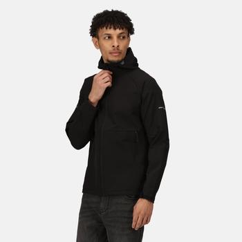 Men's X-Pro Prolite Stretch Softshell Jacket Black