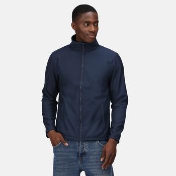 Men's ECO Ablaze Softshell Jacket Navy