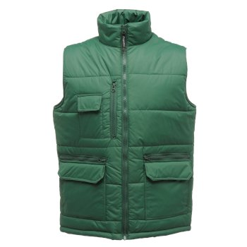 Steller Bodywarmer Bottle Green