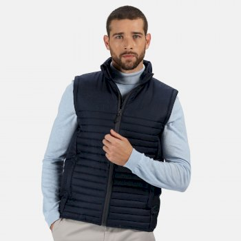 Men's Honestly Made 100% Recycled Insulated Bodywarmer Navy
