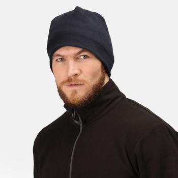 Men's Thinsulate Fleece Hat Navy