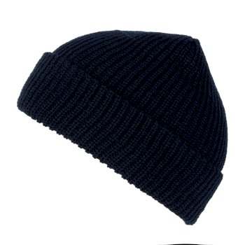 Men's Watch Knitted Hat Navy