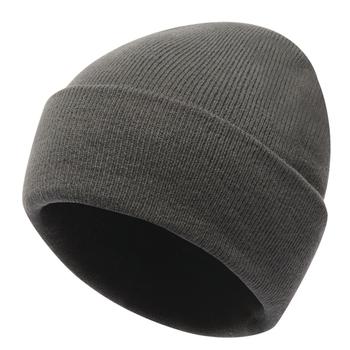 Men's Axton Cuffed Beanie Seal Grey