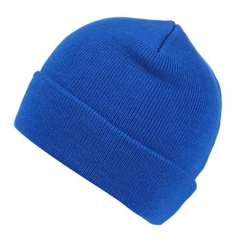 Men's Axton Cuffed Beanie Oxford Blue
