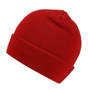 Men's Axton Cuffed Beanie Classic Red