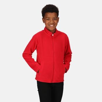 Kids' Brigade II Full Zip Fleece Classic Red