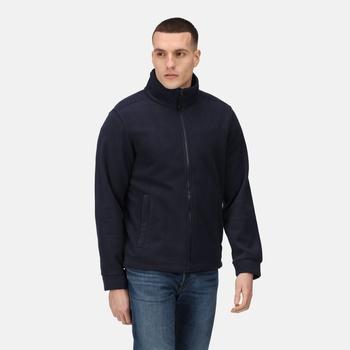 Men's Classic Full Zip Fleece Navy