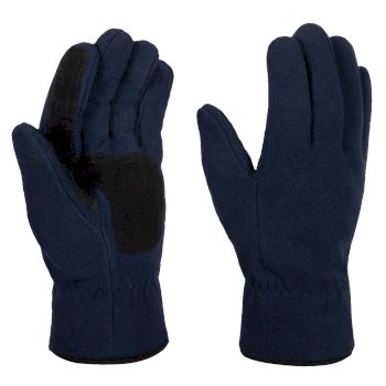 Men's Fleece Gloves Navy