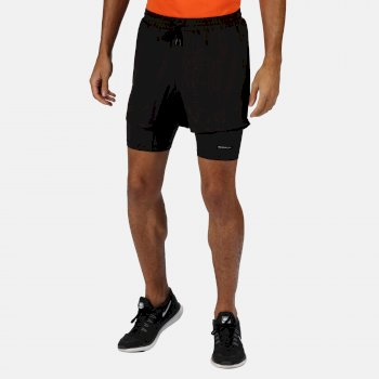 Men's Berlin Running Shorts Black