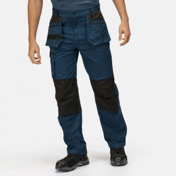 Men's Incursion Work Trousers Blue Wing