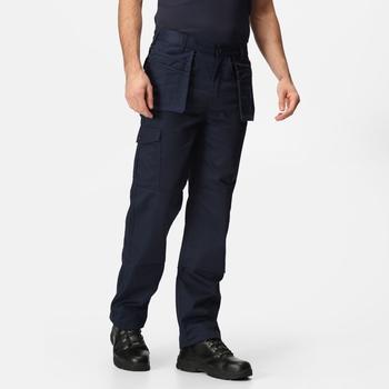 Men's Holster Cargo Trousers Navy