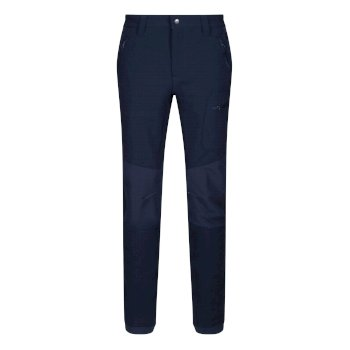 Men's X-Pro Prolite Stretch Multi Pocket Trousers Navy