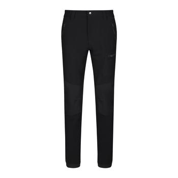 Men's X-Pro Prolite Stretch Multi Pocket Trousers Black