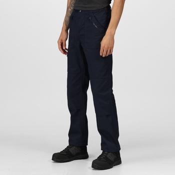 Men's Pro Multi Pocket Action Trousers Navy