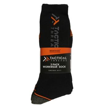 Tactical Sock 3 PackBlack