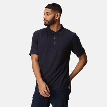 Men's Classic Polo Shirt Navy