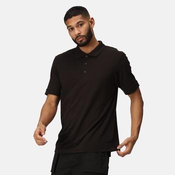 Men's Classic Polo Shirt Black