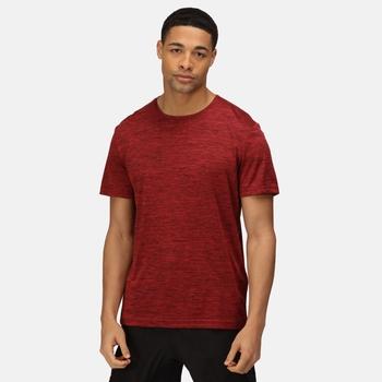 Męska koszulka Antwerp Marl Professional czerwona