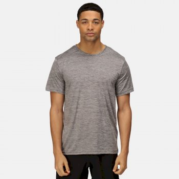 Men's Antwerp Marl T-Shirt Black