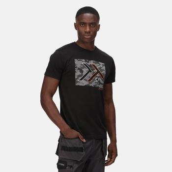 Men's Dread T-Shirt Black