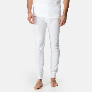 Thermal Long Johns White