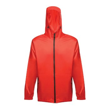 Men's Pro Packaway Breathable Waterproof Jacket Classic Red
