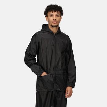 Men's Stormbreak Waterproof Jacket Black