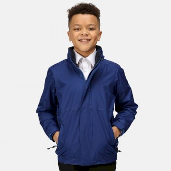 Kids Dover Jacket Royalblu Nav