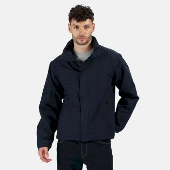 Men's Pace II Waterproof Lightweight Jacket Navy