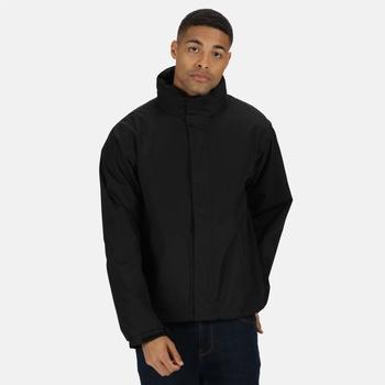 Men's Pace II Waterproof Lightweight Jacket Black