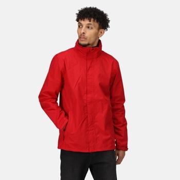Men's Ardmore Waterproof Shell Jacket Classic Red