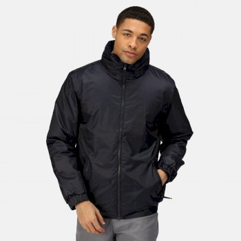 Men's Classic Bomber Waterproof Insulated Jacket Navy