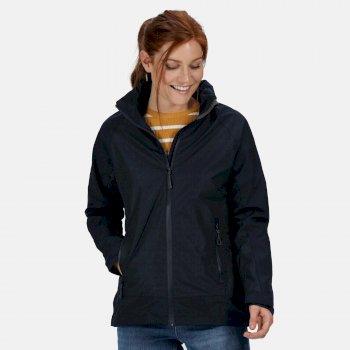 Women's Ashford II Waterproof Jacket Navy
