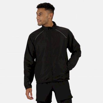 Men's Mexico Waterproof Shell Jacket Black