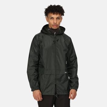 Men's Stormbreak Waterproof Jacket Dark Olive
