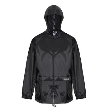 Men's Stormbreak Waterproof Shell Jacket Black