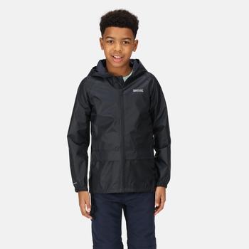 Kids Stormbreak Waterproof Shell Jacket Navy