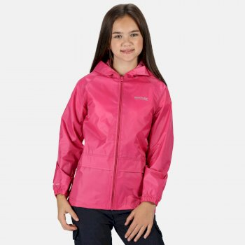 Kids Stormbreak Waterproof Shell Jacket Jem